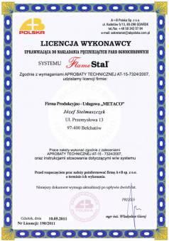 Licencja800